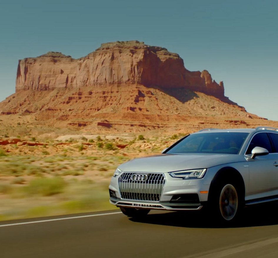 The Best AWD System Is Now Even Better: Audi Quattro® And